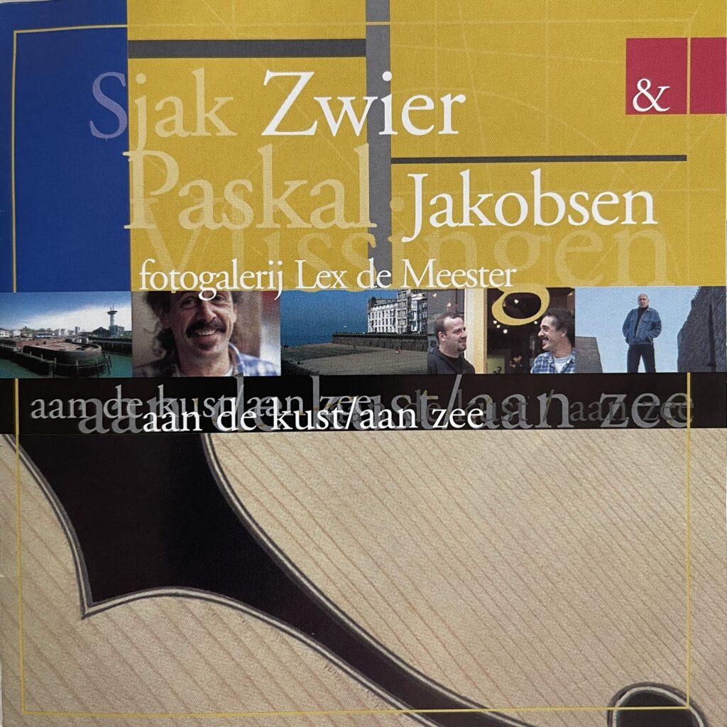 interview met Paskal Jakobsen en zijn gitaarbouwer Sjak Zwier